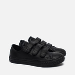 Подростковые кеды Converse Chuck Taylor All Star 3V Black фото- 2