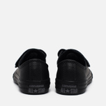Подростковые кеды Converse Chuck Taylor All Star 3V Black фото- 5
