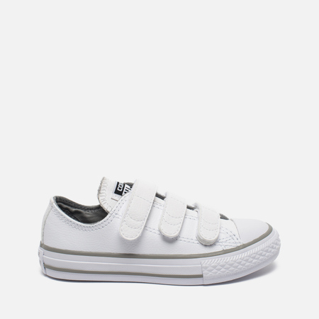 Converse Chuck Taylor All Star 3V Kid's Plimsoles White
