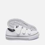 Подростковые кеды Converse Chuck Taylor All Star 3V White фото- 1