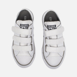 Подростковые кеды Converse Chuck Taylor All Star 3V White фото- 4
