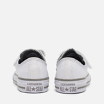 Подростковые кеды Converse Chuck Taylor All Star 3V White фото- 5