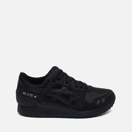 ASICS Gel-Lyte III GS Children's Sneakers Black/Black