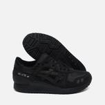 Подростковые кроссовки ASICS Gel-Lyte III GS Black/Black фото- 1