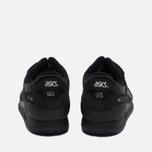 Подростковые кроссовки ASICS Gel-Lyte III GS Black/Black фото- 5