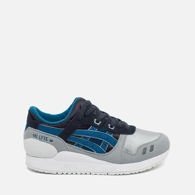 ASICS Gel-Lyte III GS Children's Sneakers India Ink/Sea Port