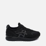 Подростковые кроссовки ASICS Gel-Lyte V GS Black/Dark Grey фото- 0