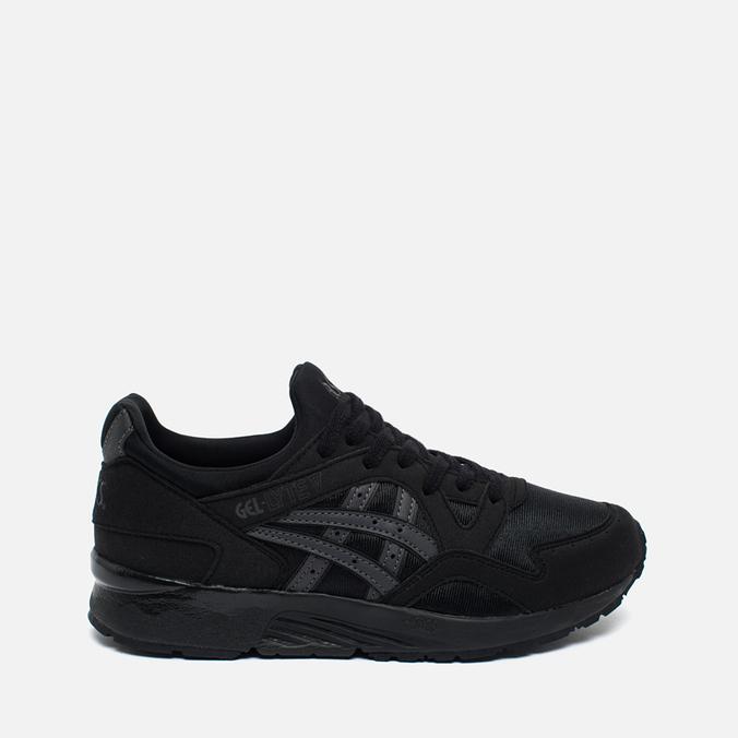 Подростковые кроссовки ASICS Gel-Lyte V GS Black/Dark Grey