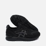 Подростковые кроссовки ASICS Gel-Lyte V GS Black/Dark Grey фото- 1