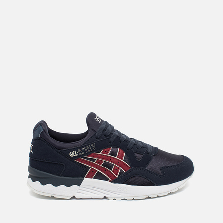 ASICS Gel-Lyte V GS Children's Sneakers India Ink/Burgundy