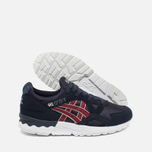 ASICS Gel-Lyte V GS Children's Sneakers India Ink/Burgundy photo- 1