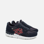 ASICS Gel-Lyte V GS Children's Sneakers India Ink/Burgundy photo- 2