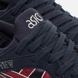 ASICS Gel-Lyte V GS Children's Sneakers India Ink/Burgundy photo- 3