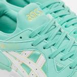 Подростковые кроссовки ASICS Gel-Lyte V GS Light Mint/White фото- 5