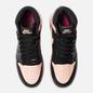 Подростковые кроссовки Jordan Air Jordan 1 Retro High OG GS Black/Crimson Tint/White/Hyper Pink фото - 1