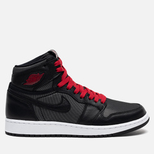 Подростковые кроссовки Jordan Air Jordan 1 Retro High OG GS Black/Gym Red/Black/White фото- 3