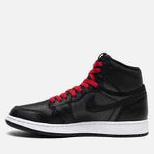 Подростковые кроссовки Jordan Air Jordan 1 Retro High OG GS Black/Gym Red/Black/White фото- 5