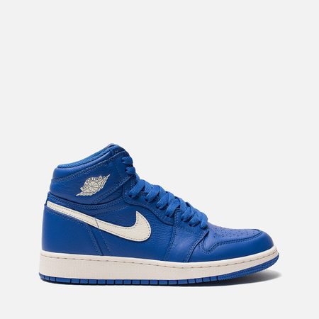 Подростковые кроссовки Jordan Air Jordan 1 Retro High OG GS Hyper Royal/Sail/Hyper Royal