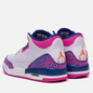 Подростковые кроссовки Jordan Air Jordan 3 Retro GS Barely Grape/Hyper Crimson/Fire Pink фото - 2