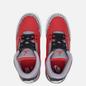 Подростковые кроссовки Jordan Air Jordan 3 Retro SE GS Fire Red/Fire Red/Cement Grey/Black фото - 1