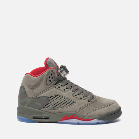 Подростковые кроссовки Jordan Air Jordan 5 Retro GS Dark Stucco/University Red/River Rock