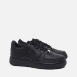 Nike Air Force 1 GS Teen Sneakers Black photo- 1