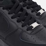 Nike Air Force 1 GS Teen Sneakers Black photo- 5