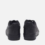 Nike Air Force 1 GS Teen Sneakers Black photo- 3
