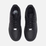Nike Air Force 1 GS Teen Sneakers Black photo- 4
