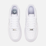 Nike Air Force 1 GS White Teen sneakers photo- 4