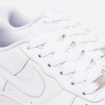 Nike Air Force 1 GS White Teen sneakers photo- 5