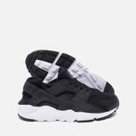 Подростковые кроссовки Nike Air Huarache Run GS Black/White фото- 2