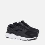 Подростковые кроссовки Nike Air Huarache Run GS Black/White фото- 1