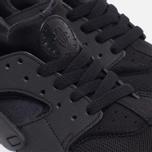 Подростковые кроссовки Nike Air Huarache Run GS Black/White фото- 5