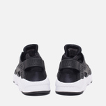 Подростковые кроссовки Nike Air Huarache Run GS Black/White фото- 3