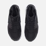 Подростковые кроссовки Nike Air Huarache Run GS Black/White фото- 4