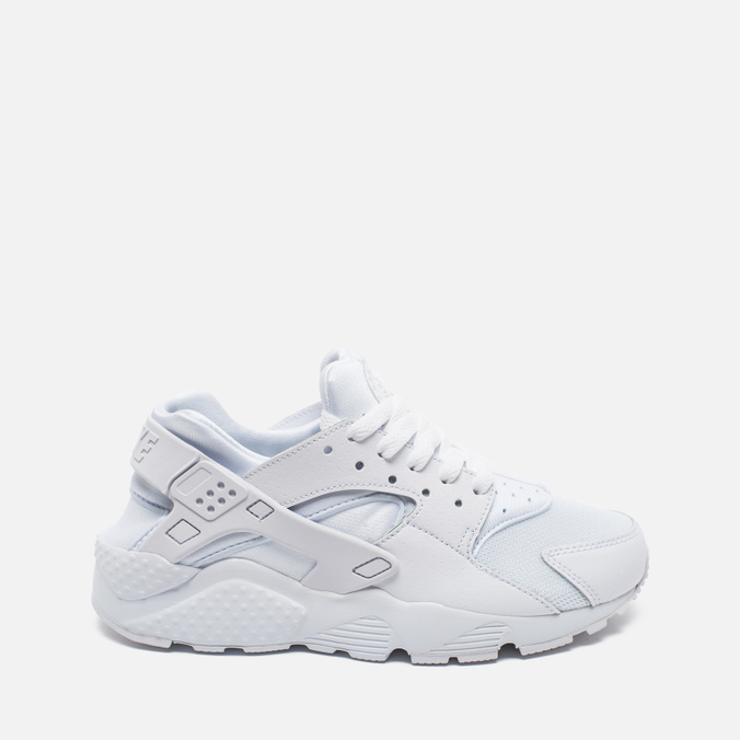 Подростковые кроссовки Nike Air Huarache Run GS White/Pure Platinum