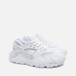 Подростковые кроссовки Nike Air Huarache Run GS White/Pure Platinum фото- 1