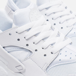 Подростковые кроссовки Nike Air Huarache Run GS White/Pure Platinum фото- 5