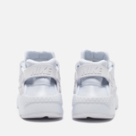 Подростковые кроссовки Nike Air Huarache Run GS White/Pure Platinum фото- 3