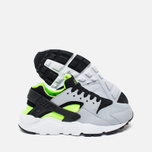 Подростковые кроссовки Nike Air Huarache Run GS Wolf Grey фото- 2