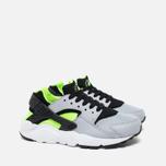 Подростковые кроссовки Nike Air Huarache Run GS Wolf Grey фото- 1
