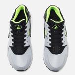 Подростковые кроссовки Nike Air Huarache Run GS Wolf Grey фото- 4