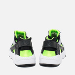 Подростковые кроссовки Nike Air Huarache Run GS Wolf Grey фото- 3