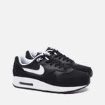 Nike Air Max 1 GS Teen Sneakers Black/White photo- 1