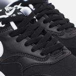 Nike Air Max 1 GS Teen Sneakers Black/White photo- 5
