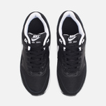 Nike Air Max 1 GS Teen Sneakers Black/White photo- 4