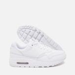 Подростковые кроссовки Nike Air Max 1 GS White/Metallic/Silver фото- 2