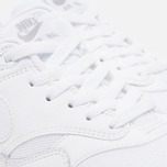Nike Air Max 1 GS Teen Sneakers White/Metallic/Silver photo- 5