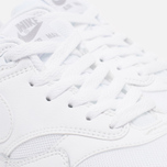 Подростковые кроссовки Nike Air Max 1 GS White/Metallic/Silver фото- 5
